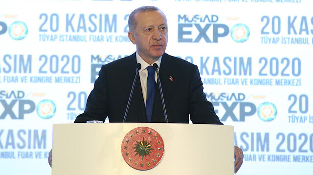 Cumhurbaşkanı Erdoğan: Faiz sebeptir, enflasyon neticedir
