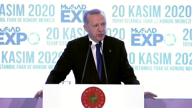 Cumhurbaşkanı Erdoğan, yapılan gizli anayasa çalışmalarına tepki gösterdi