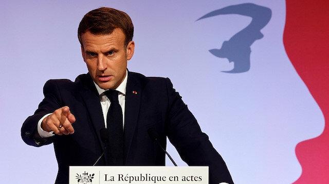 Fransız Liberation gazetesinden Macron eleştirisi: Baskıcı tutumunu doruk noktasına ulaştırdı