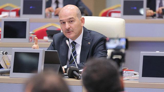 İçişleri Bakanı Soylu, 'Lafı hiç eğip bükmeye gerek yok' diyerek uyardı: Net söyleyeyim aksi felakettir