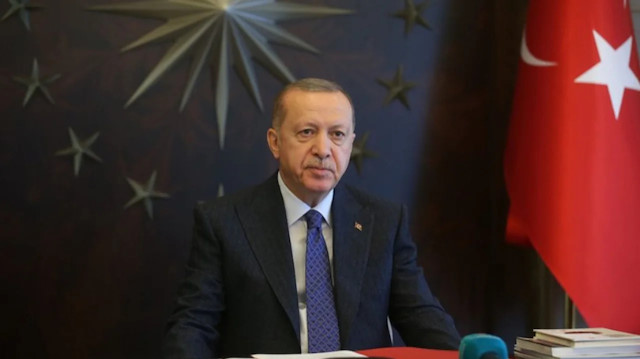 Cumhurbaşkanı Erdoğan'dan G-20 Liderler Zirvesi'ne mesaj: Türkiye, dost ve kardeşlerinin yanında olmuştur