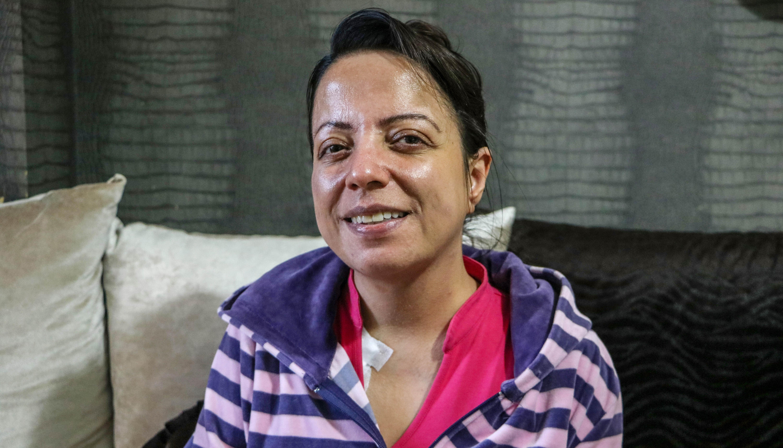 Eskişehir'de yaşayan Pınar Kadanalı (39), 25 yıldır böbrek yetmezliği yaşıyor.