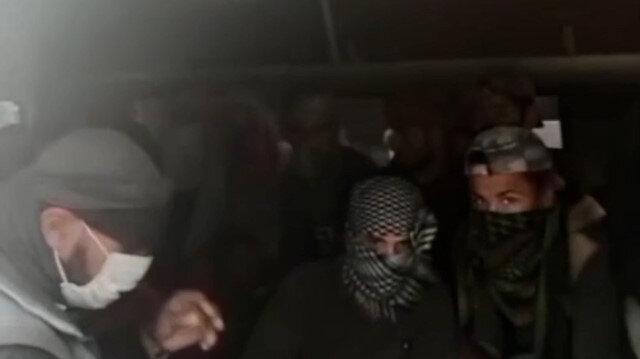 Adana'da 17 kişilik servis aracında 41 işçi taşıyan ehliyetsiz sürücüye ceza