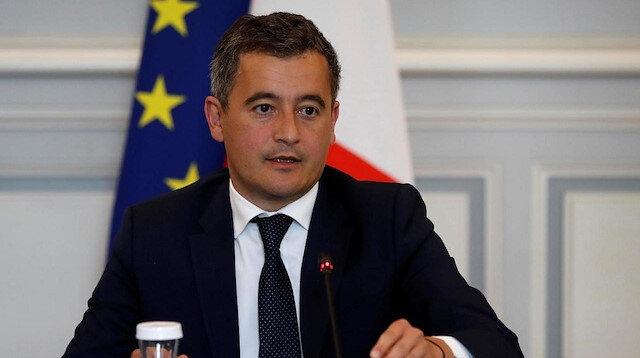 Fransa İçişleri Bakanı: Hz. Muhammed karikatürüne karşı çıkan yabancı aileler sınır dışı edilebilir