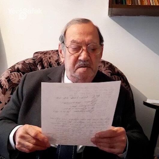 Azerbaycanlı yazardan Erdoğan'a övgü dolu sözler: O'nu nasıl sevdiğimizi bilsin isterim