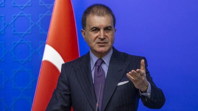 AK Parti Sözcüsü Ömer Çelik'ten CHP'li Ünal Çeviköz'ün Biden çağrısına sert tepki: Vahim bir yaklaşım