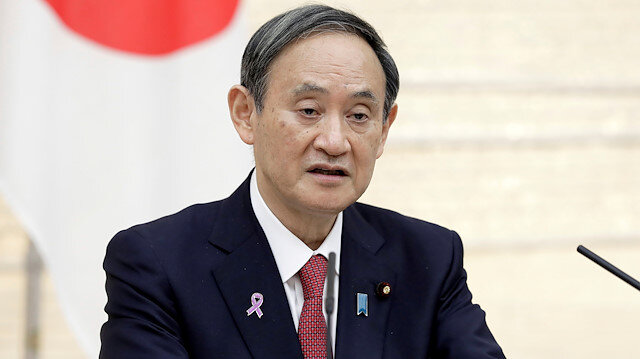 Japonya Başbakanı Suga: Koronavirüs aşısına tüm ülkeler adil şekilde ulaşmalı