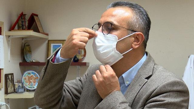 Bilim Kurulu Üyesi Hasan Tezer'den maske uyarısı: Yüzde 100 korumaz