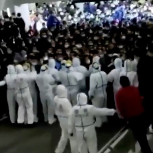 Çinde yeni salgın krizi: Havaalanı karantinaya alındı, 14 bin kişi kaçmaya çalıştı