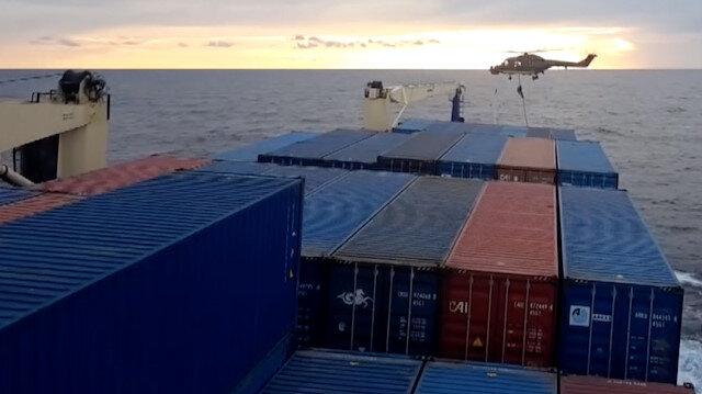 Dışişleri'nden Türk gemisinde hukuksuz aramaya tepki: Asla kabul edilemez