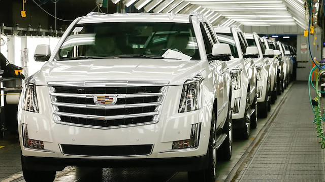 General Motors hava yastığı problemi nedeniyle 5,9 milyon aracını geri çağıracak