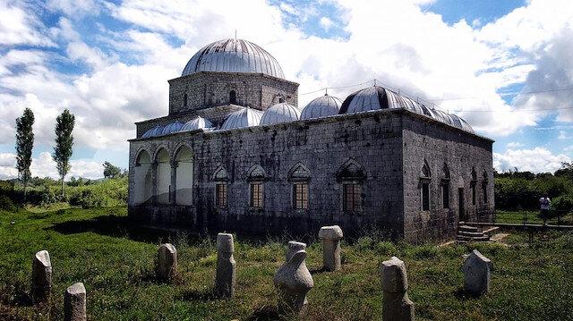 İşkodra'da ayakta kalan son Osmanlı: Kurşunlu Cami