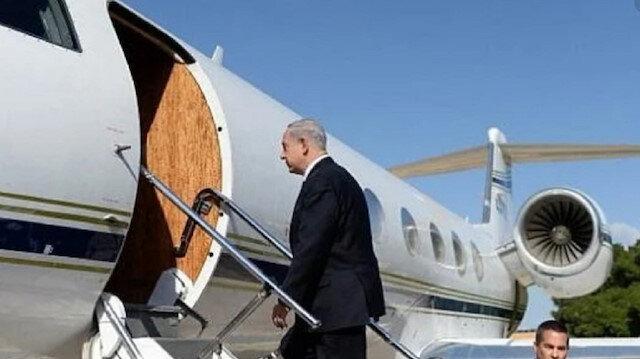 Suudi Arabistan'da gizli zirve: Netanyahu, Veliaht Prens Bin Selman ve Pompeo bir araya geldi