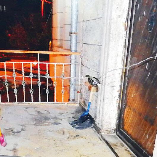 Ayrılmak isteyen kadına bomba