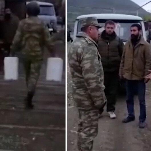 Azerbaycanlı komutandan, sivilleri defalarca vuran Ermenistana insanlık dersi
