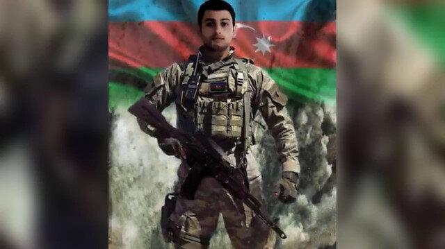 Azerbaycanda şehit düşen Murad Mammadov'un Galatasaray sevgisi duygulandırdı
