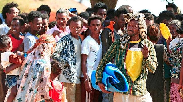 Etiyopya'da sivillere ilişkin endişe büyüyor