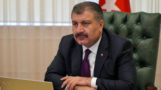 Sağlık Bakanı Fahrettin Koca: 12 bin sözleşmeli sağlık personeli alıyoruz
