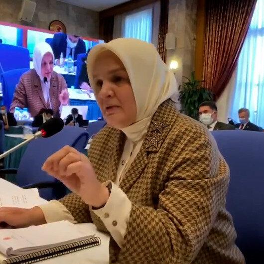 AK Parti Milletvekili Ayşe Keşir: CHPli Salıcı tiksinerek bakarak bana hakaret etti
