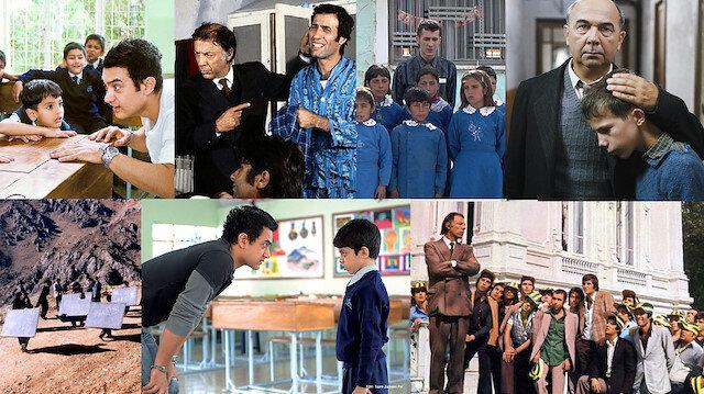 Öğretmenler Günü'ne özel filmler: Her biri gönlümüzde taht kuran efsane öğretmenler ve öğrencileri