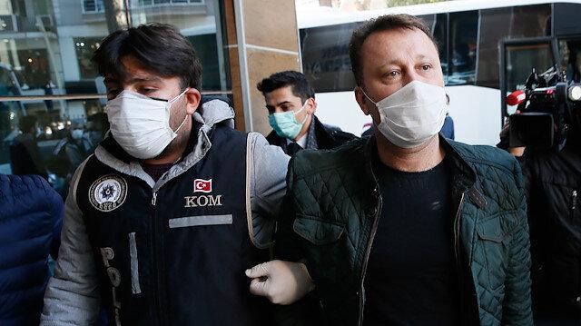 Gözaltına alınan Menemen Belediye Başkanı Serdar Aksoy tutuklandı