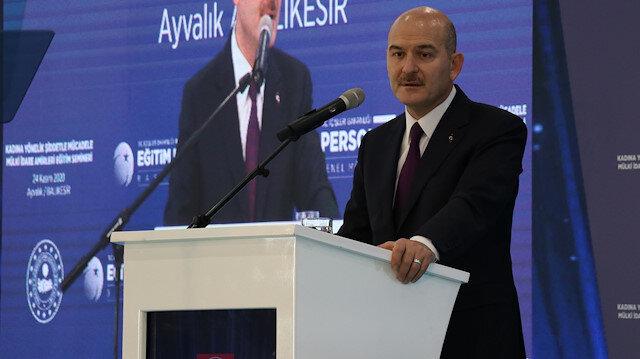 İçişleri Bakanı Soylu: Sonrasında 'eyvah' yetmez