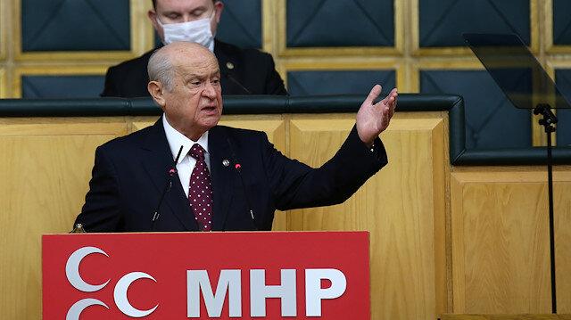 MHP Genel Başkanı Bahçeli: Cumhur İttifakı siyaseti pazarlık üzerine inşa etmez