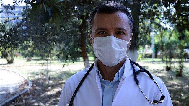 Koronavirüsle mücadele eden kahraman doktorlar anlatıyor: Yakınlarınızın o anlarına şahit olmak zor
