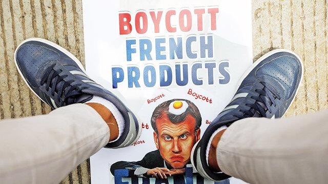 Macron'da 'beyaz adam'ın kibri var