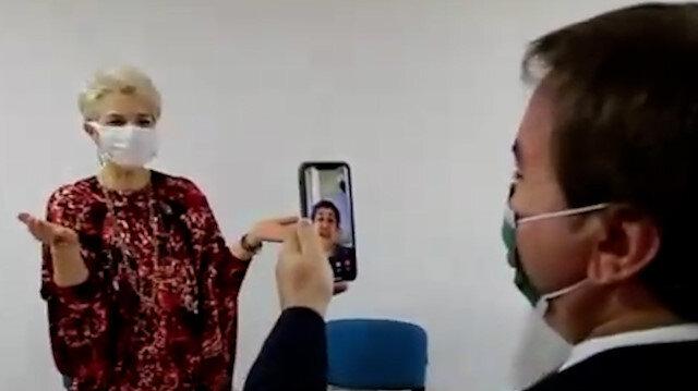 Lösemi hastası Gülgün Öğretmene Aksaray Valisi'nden sürpriz telefon: Gözyaşları sel oldu