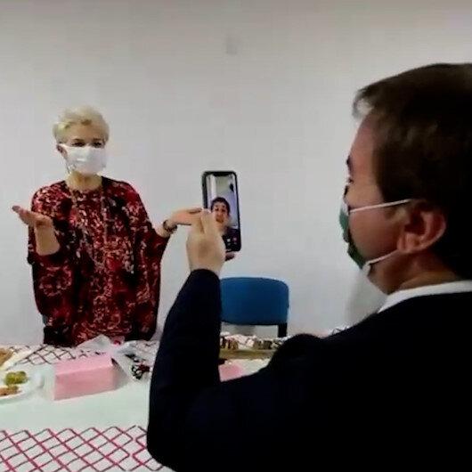 Lösemi hastası Gülgün Öğretmene Aksaray Valisinden sürpriz telefon: Gözyaşları sel oldu