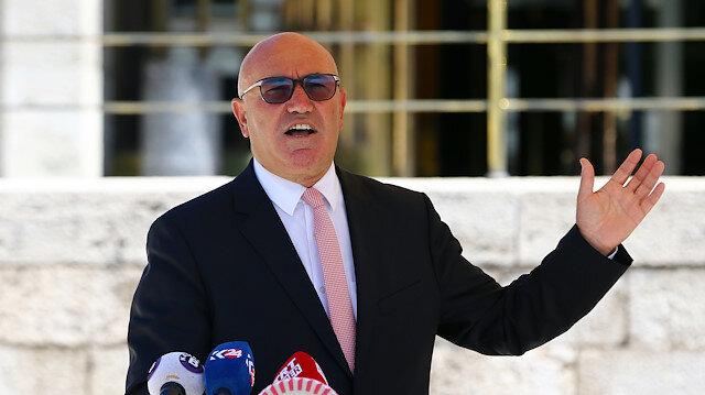 CHP'li Mahmut Tanal: Türkiye'de en muhafazakar parti CHP'dir