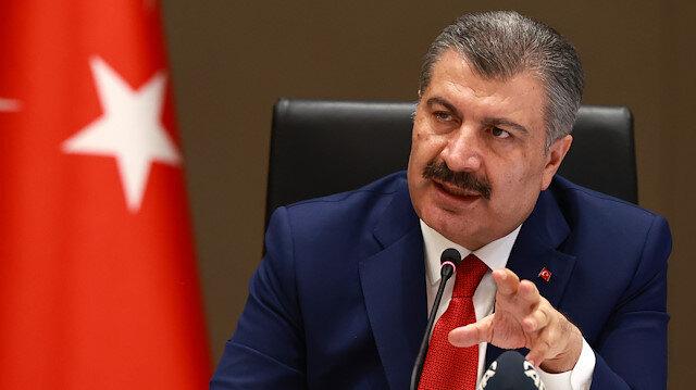 Sağlık Bakanı Koca uyardı: İstanbul, İzmir, Kocaeli ve Bursa salgında üçüncü zirveyi yaşıyor
