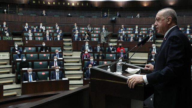 Cumhurbaşkanı Erdoğan yerli aşı için tarihi açıkladı: En geç Nisan ayında