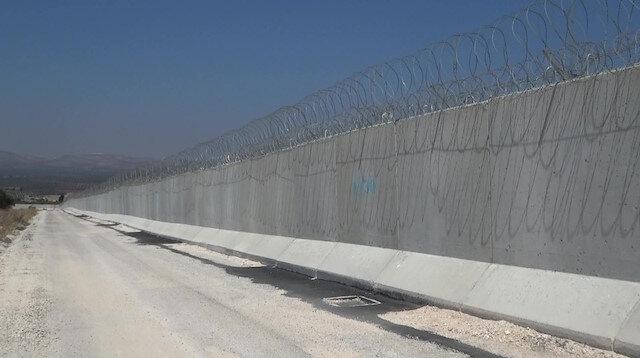 Bakan Soylu duyurdu: Suriye sınırına 832 kilometre duvar kurulumu tamamlandı