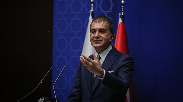AK Parti Sözcüsü Çelik: Akıncı Üssü'nü merkez olarak kullanan teröristler hak ettikleri cezayı aldı