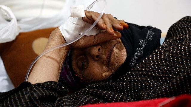Yemen'de yılın ilk 10 ayında 204 bin şüpheli kolera vakası görüldü