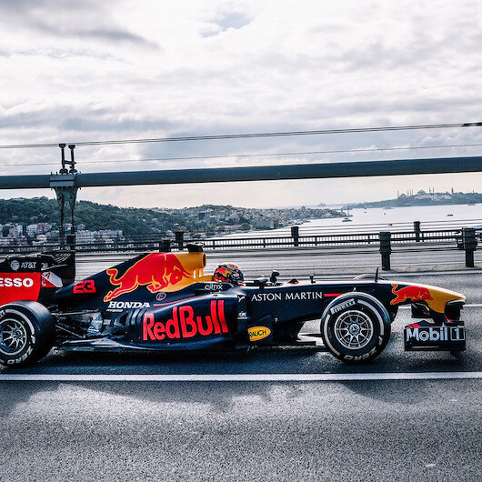 Turkey releases Istanbul trailer as part of Formula 1