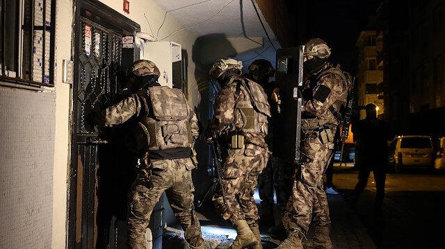 İstanbul'da PKK/KCK'ya yönelik eş zamanlı operasyon: Çok sayıda gözaltı var