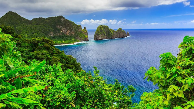 Bir yıldır salgına direniyorlardı: Ada ülkesi Samoa'da ilk koronavirüs vakası