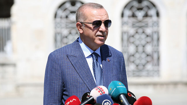 Cumhurbaşkanı Erdoğan: Tedbirlere mecburuz ve alacağız