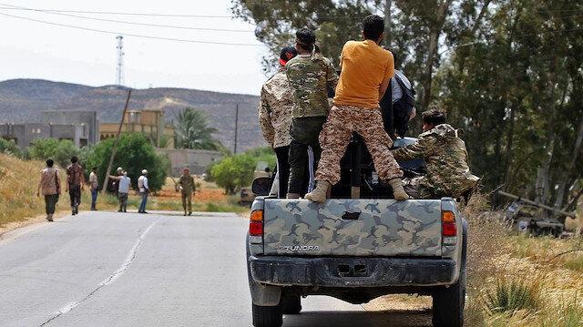 Hafter milisleri ülkenin batısına kayıyor