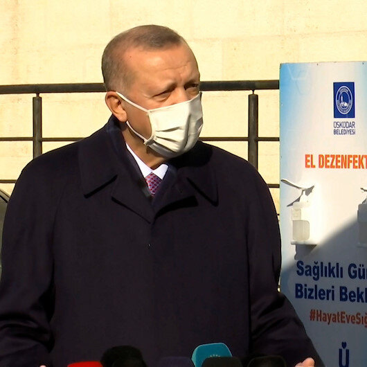 Cumhurbaşkanı Erdoğan: Önümüzdeki en büyük proje Kanal İstanbuldur