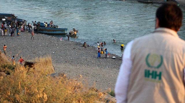 Sudan'daki Etiyopyalı mülteciler yardım bekliyor