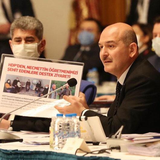 Süleyman Soyludan HDPli vekillere: Bir tek cümle, Bu PKKnın Allah belasını versin diyeceksiniz