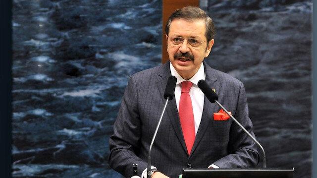 TOBB Başkanı Hisarcıklıoğlu: Devletimizi yanımızda görmek bizim için çok değerliydi
