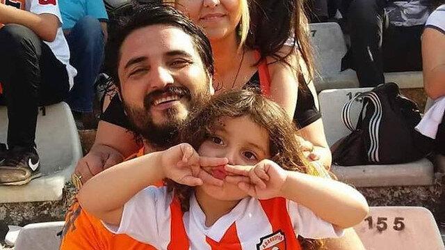 Kızını kanserden kaybeden babadan yürekleri dağlayan paylaşım: Doyamadım sana kuzum