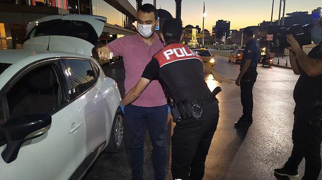 İstanbul polisinden dev denetim: Aranan 481 kişi yakalandı