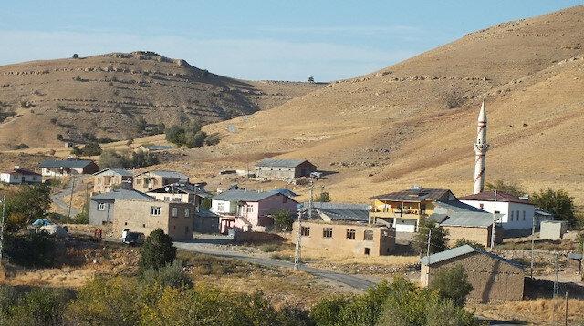 Bu köye virüs giremedi: Hırsızlar için yapılmıştı, pandemide işe yaradı