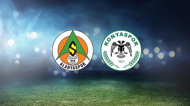 Alanyaspor-Konyaspor (CANLI)